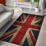 United Kingdom Flag Pattern 3D Printed Area Rug Home Decor