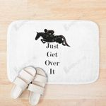 Just Get Over It Equestrian Horse 3D Printed Doormat For Home Decor