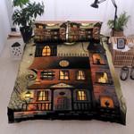 Halloween Home Printed Bedding Set Bedroom Decor