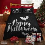 Halloween Black  Printed Bedding Set Bedroom Decor