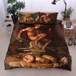 Cello Honor Printed Bedding Set Bedroom Decor