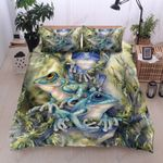 Frogs World Printed Bedding Set Bedroom Decor