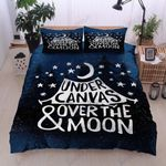 Camping Overmoon Printed Bedding Set Bedroom Decor