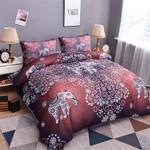 Ugly Elephant Printed Bedding Set Bedroom Decor
