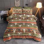 Native African  Printed Bedding Set Bedroom Decor