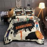 Basketball Picture Printed Bedding Set Bedroom Decor