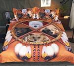 Animal Tribal Printed Bedding Set Bedroom Decor