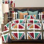 Modern Patten Printed Bedding Set Bedroom Decor