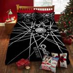 Cycling Black Printed Bedding Set Bedroom Decor