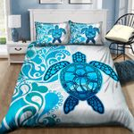 Turtle Pattern Paisley Printed Bedding Set Bedroom Decor