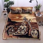 Love Motor Printed Bedding Set Bedroom Decor