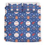 Softball One Love Printed Bedding Set Bedroom Decor