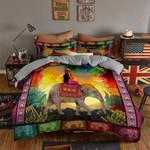 Native American Vintage Printed Bedding Set Bedroom Decor