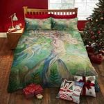 Beautiful Mermaid Printed Bedding Set Bedroom Decor