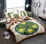 Tenis Sport Lover Printed Bedding Set Bedroom Decor