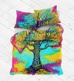Tree Of Life Printed Bedding Set Bedroom Decor
