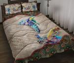 Colorful Turtle Mandala 3D Printed Bedding Set Bedroom Decor