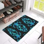 Sea Turtle Polynesian Tribal Hawaiian Doormat Home Decor