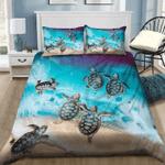 Turtle Back To The Sea Bedding Set Bedroom Decor