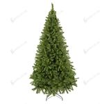Artificial Christmas Tree 7.5FT 1450 Tips With Mental Stand For Christmas Holiday and Home Decor