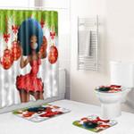 Christmas_Afrocentric_Bathroom_Curtain_Decor