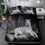White_Tiger_Printed_Bedding_Set