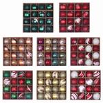 Christmas Balls 16Pcs Shatterproof Hanging Xmas Tree Ornaments For Christmas Holiday Decor