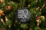 Vacterl Awareness No One Fights Alone Acrylic Ornament Christmas Tree Decoration