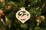 Swan Gift Idea  Ornament Christmas Tree Decoration
