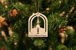 St. Louis Missouri Temple Christmas Ornament