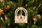 Winter Quarters Temple Christmas Ornament
