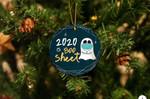 Boo Sheet 2020 Ornament Christmas Tree Decoration