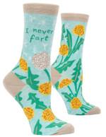 I Never Fart Crew Socks Gift Ideas For Men Women Cotton Funny Comfortable Cute Unique Socks