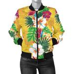 Hawaiian Colorful Pattern 3D Printed Unisex Jacket