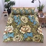 Flowers Mandala Printed Bedding Set Bedroom Decor