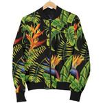 Tropical Summer Pattern  3D Printed Unisex Jacket