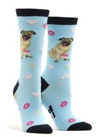 Women's Pug Socks Comfortable Funny Cute Unique Socks