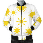 Sun Art Cartoon 3D Printed Unisex Jacket