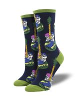 "AtomicChild ""Acoustic Roots"" Socks Lovely Birthday Gift For Men Women Comfortable Unique Socks"