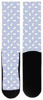 TP Lavender Socks Lovely Birthday Gift For Men Women Comfortable Unique Socks