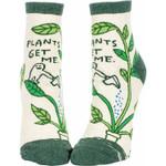 Plants Get Me Lovely Birthday Gift For Men Women Comfortable Unique Socks