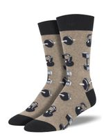 "Men's ""Do You Even Lift, Bro?"" Socks Comfortable Funny Cute Unique Socks"