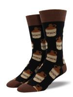 """Men's """"Jugs"""" Socks Comfortable Funny Cute Unique Socks"""