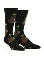 Men's Sloth Socks Comfortable Funny Cute Unique Socks