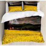Meadow Valley  Printed Bedding Set Bedroom Decor