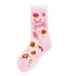 Treat Yo Self Lovely Birthday Gift For Men Women Comfortable Unique Socks