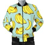 For Banana Lover Pattern  3D Printed Unisex Jacket