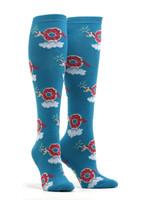 Women's Donuticorn Socks Comfortable Funny Cute Unique Socks