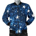 Night Sky Star 3D Printed Unisex Jacket