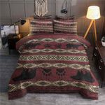 Bear Ancestor's Values Bedding Set Bedroom Decor